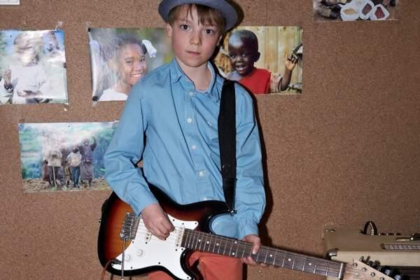 Gitarrenunterricht In Hamburg 1