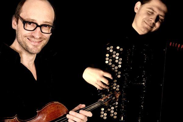 Unser Geigenlehrer Hans-Christian Jaenicke In Concert!