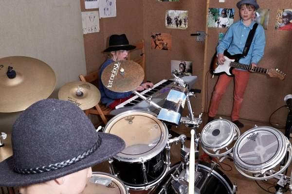 In einer Band spielen in Hamburg 1