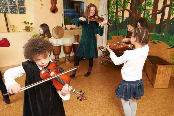 Probeunterricht Für Geige