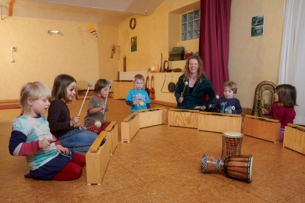 Musikalische Früherziehung Für Kindergartenkinder In Hamburg 1