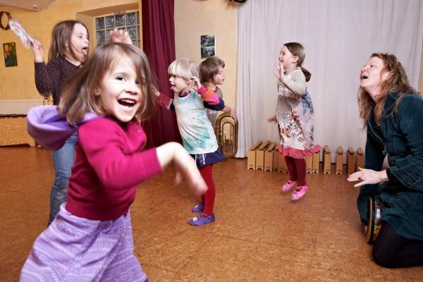 Neuer Kurs ab April 2018: Eltern-Kind-Gruppe für 1,5 bis 3 Jährige