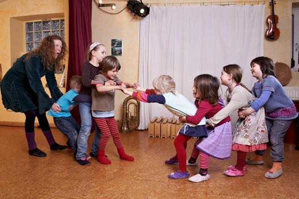 Musikalische Früherziehung Für Kindergartenkinder In Hamburg 3