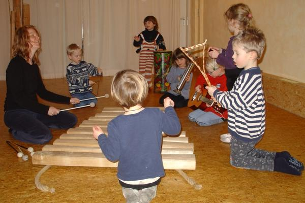 Musikalische Früherziehung für Vorschulkinder in Hamburg 1