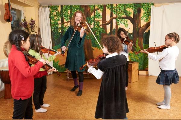 Musikalische Früherziehung Für Vorschulkinder In Hamburg 3