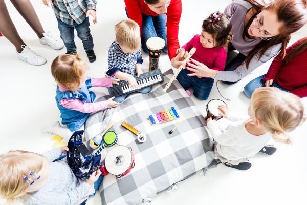 Musikalische Früherziehung Für Die Kleinen 1