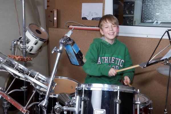 Schlagzeug lernen in Hamburg 2