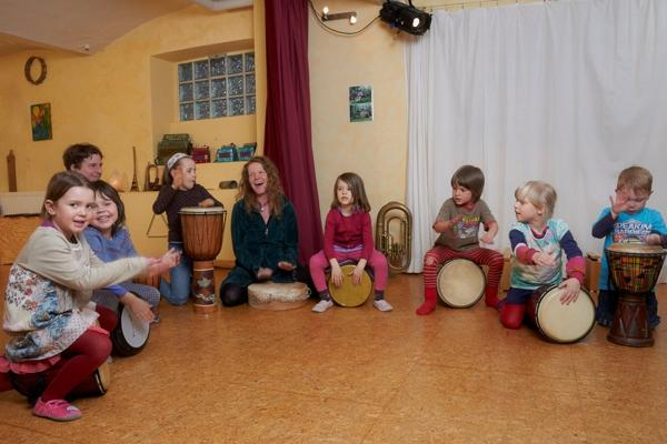 Trommeln und Percussion lernen in Hamburg 1